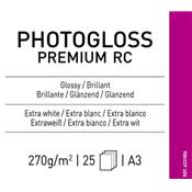 Canson Infinity PhotoGloss Premium RC A3 270g / 25 feuilles