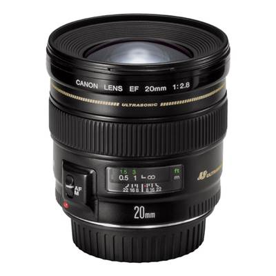 Canon Objectif EF 20mm f/2.8 USM