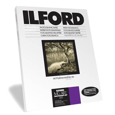 Ilford Papier MG ART 300 30,5x40,6 CM 30F
