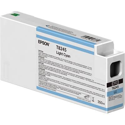 Epson Encre Cyan Clair T824500 Ultrachrome HDX/HD 350ml