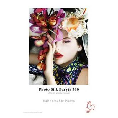 Hahnemühle  Photo Silk Baryta 310g A3 25F