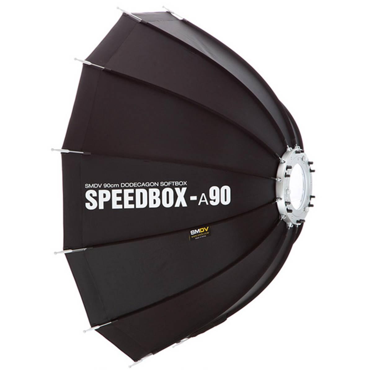 smdv bo te lumi re sb a90 speedbox 90cm pour briht 360 prophot. Black Bedroom Furniture Sets. Home Design Ideas