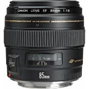 Canon Objectif EF 85mm f/1.8 USM