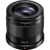 Panasonic Objectif Lumix G 42.5mm f / 1.7 ASPH. POWER OIS