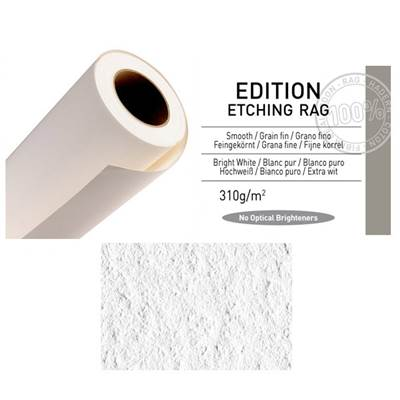 "Canson Infinity Edition Etching Rag Rouleau 17"" 310g / 15 m"