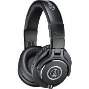 Audio-Technica Casque de monitoring ATH-M40X Noir