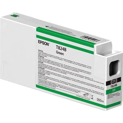 Epson Encre Vert T824B00 Ultrachrome HDX 350ml