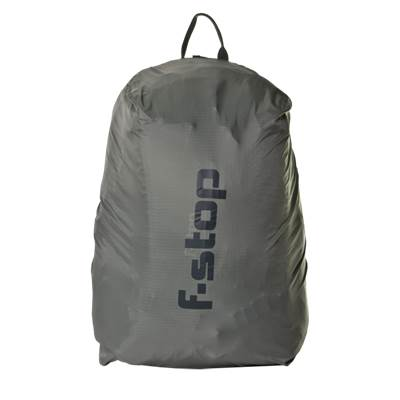 F-Stop Housse de sac Rain Cover Small (Grise)