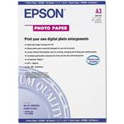 Epson Papier Photo A3 20 Feuilles 194g