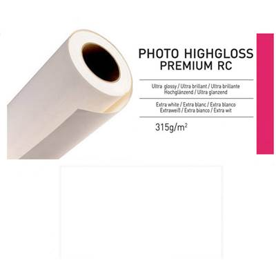 "Canson Infinity Photo HighGloss Premium RC Rouleau 24"" 315g / 15 m"
