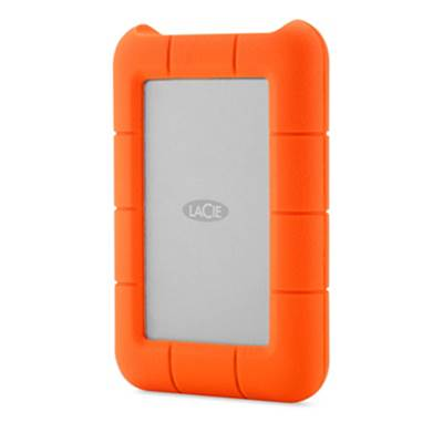 Lacie Disque Dur Rugged 1To V2 USB3 / Thunderbolt