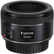 Canon Objectif EF 50mm f/1.8 STM