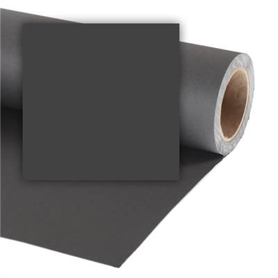Colorama Fond Black 3,55 x 30m