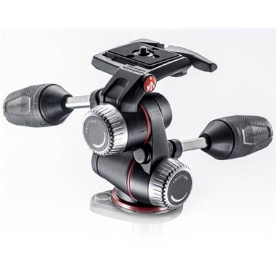 Manfrotto Rotule 3D ultra-compacte