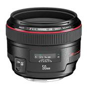 Canon Objectif EF 50mm f/1,2L USM