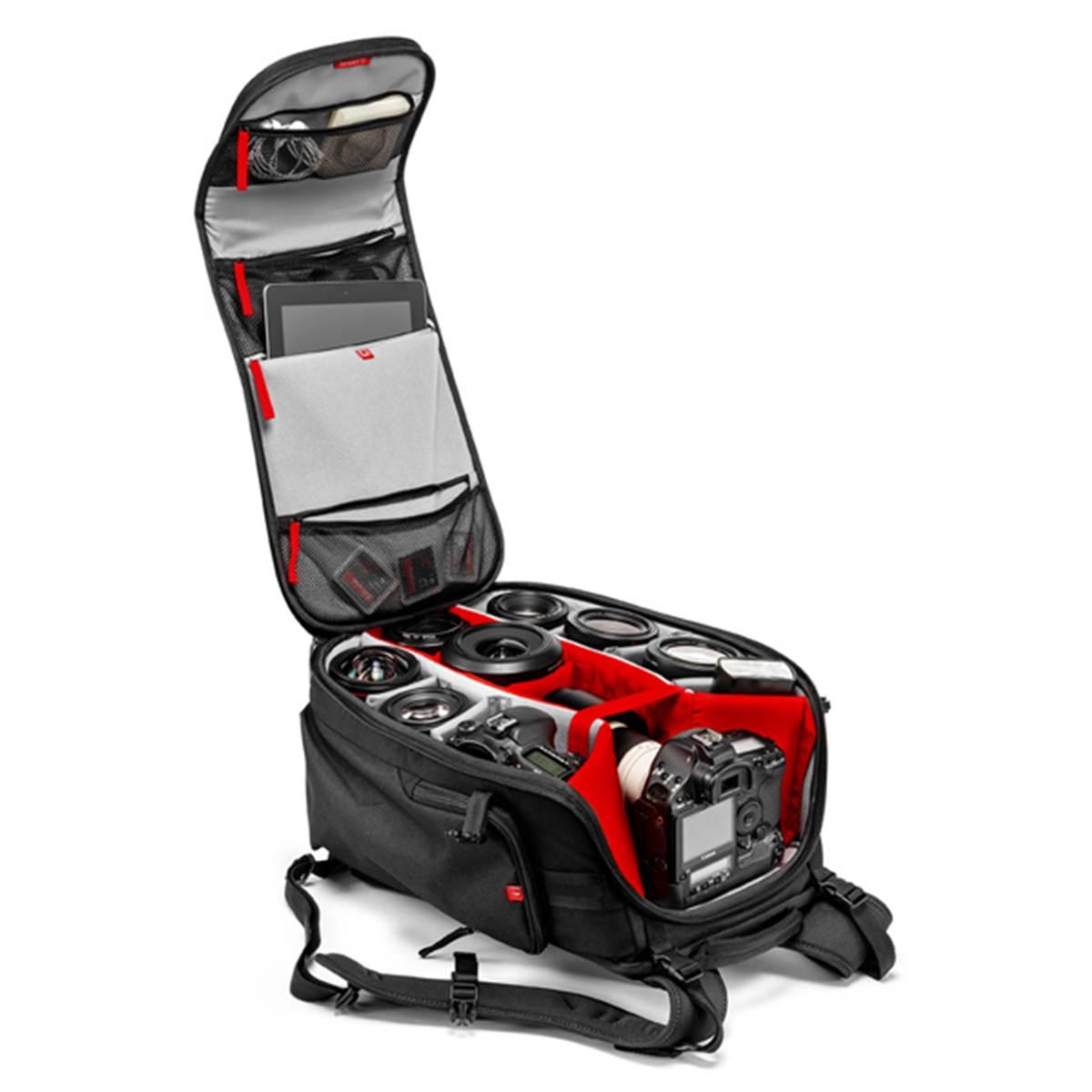 manfrotto sac backpack 50 prophot. Black Bedroom Furniture Sets. Home Design Ideas