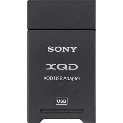 Carte Xqd 128 Go.Sony Lecteur De Cartes Xqd Serie G M Noir