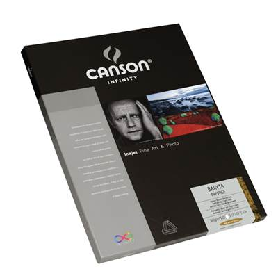 Canson Infinity Baryta Prestige A3+ 340g / 25 feuilles