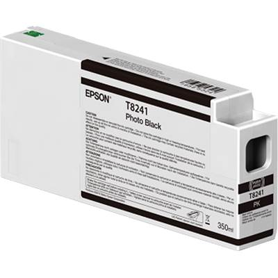 Epson Encre Noir Photo T824100 Ultrachrome HDX/HD 350ml