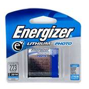Energizer Pile 223 (lithium photo)