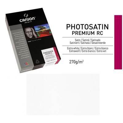 Canson Infinity PhotoSatin Premium RC A4 270g / 250 feuilles