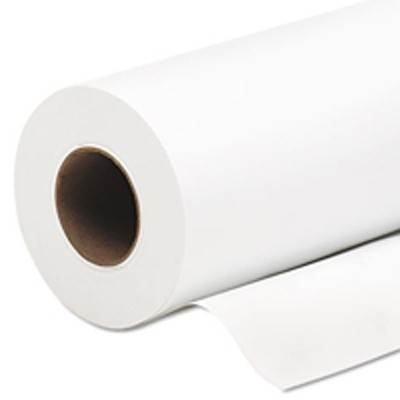 "Rauch Canvas Linen Como Pro 340g Bright White Rlx 44"" 15m"