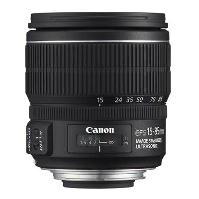 Canon Objectif EF-S 15-85mm f/3,5-5,6 IS USM