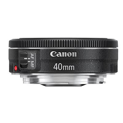 Canon Objectif EF 40mm f/2.8 STM - Pancake