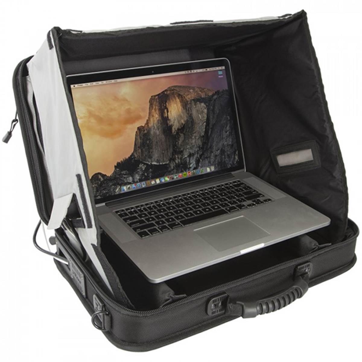 Seaport sac i visor pro mag 15 17 prophot for Visiere ecran ordinateur