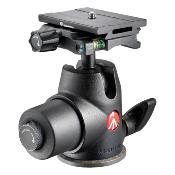Manfrotto Rotule Ball Hydrostatique Plateau Rapide QR6