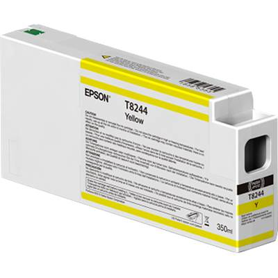 Epson Encre Jaune T824400 Ultrachrome HDX/HD 350ml
