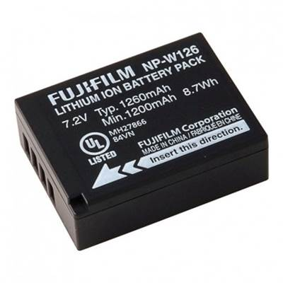 Fujifilm Batterie rechargeable NP-W126