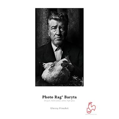 Hahnemühle  Photo Rag Baryta 315g A3 25F