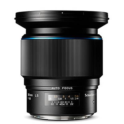 Phase One Objectif 35mm f/3.5 LS Schneider Kreuznach • Blue Ring