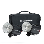 Elinchrom Kit Compact ELC Pro HD 1000 To Go Sac Location