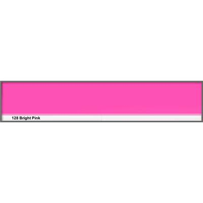LEE Filters Gélatine Bright Pink 0,50 x 1,22m 128