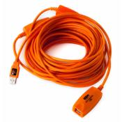 Tethertools Câble Rallonge active USB 2 (5m) Orange