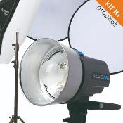 Kit Portrait Elinchrom D-Lite RX One by Prophot
