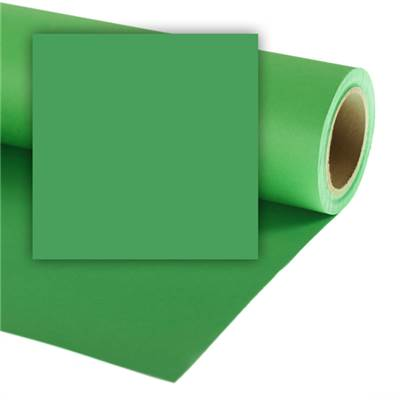 Colorama Fond Chromagreen 1,35 X 11m