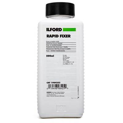 Ilford Fixateur Rapid Fixer 500ml