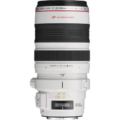 Canon Objectif EF 28-300mm f/3.5-5.6L IS USM
