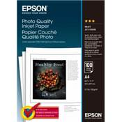 Epson Papier Couché Qualité Photo A4 100 Feuilles 102g/m²
