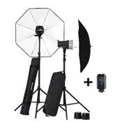 Elinchrom Kit D-Lite RX 4/4 Umbrella To go