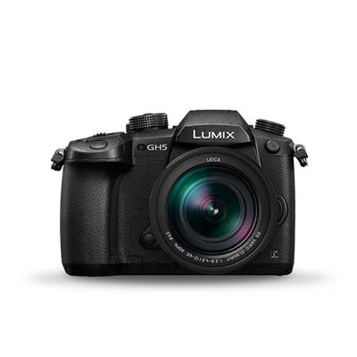 Panasonic Kit Lumix GH5 + Obj Leica 12-60mm f/2.8-4.0