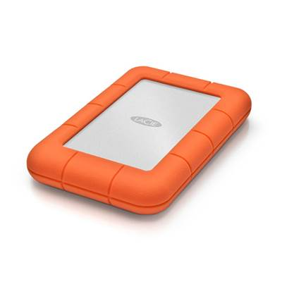 LaCie Disque Dur Rugged Mini 1To USB3 5400TR