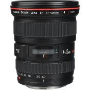 Canon Objectif EF 17-40mm f/4L USM