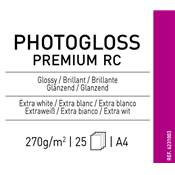 Canson Infinity PhotoGloss Premium RC A4 270g / 25 feuilles
