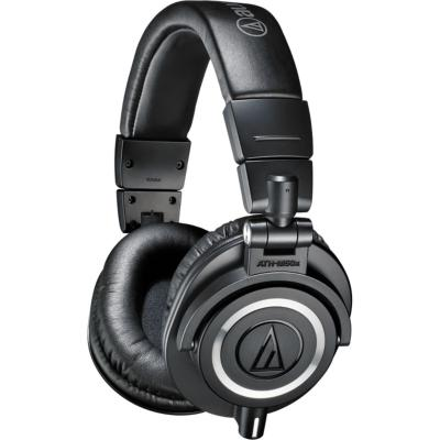 Audio-Technica Casque de monitoring ATH-M50X  Noir