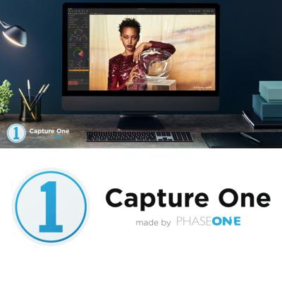 Phase One Logiciel Capture One Pro 12