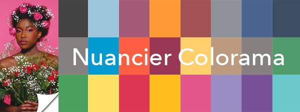 Nuancier Colorama